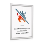 Klapprahmen Firebrake Security 25