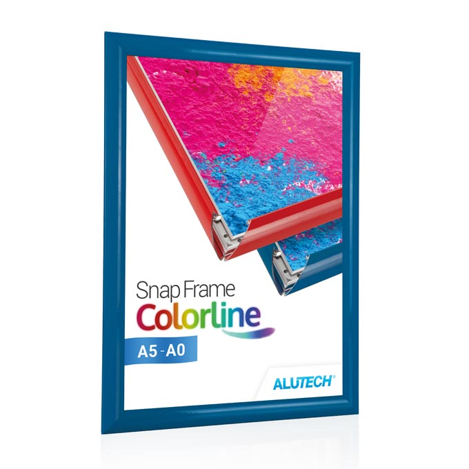Klapprahmen Colorline